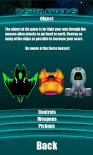 Galactic Striker 3D Free- screenshot thumbnail