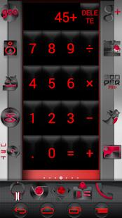 App Black Chrome Icons APK for Windows Phone