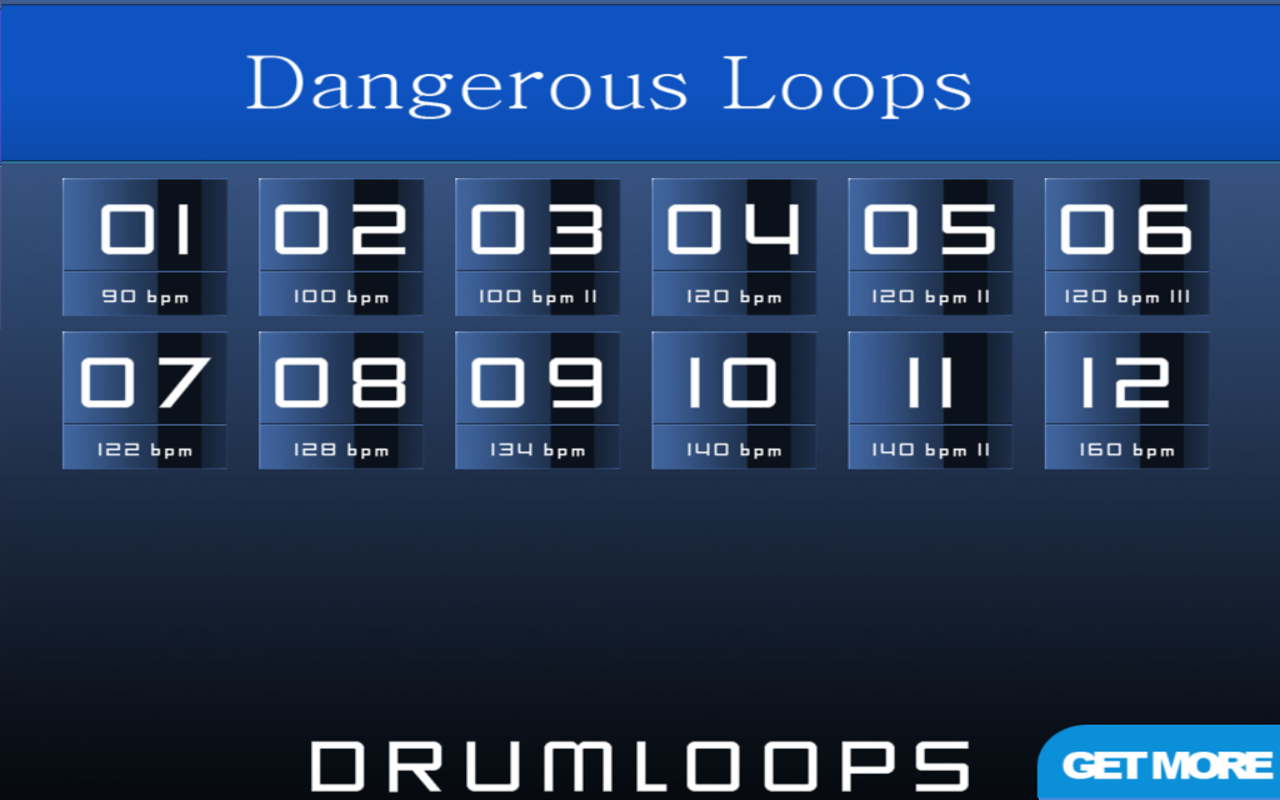 Dangerous Loops - screenshot