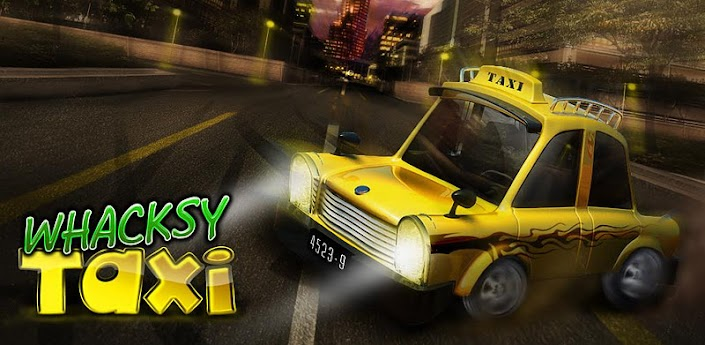 Whacksy Taxi apk