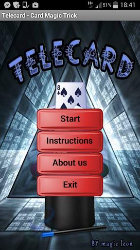 Telecard - 魔术