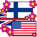 Finnish-English Dictionary icon