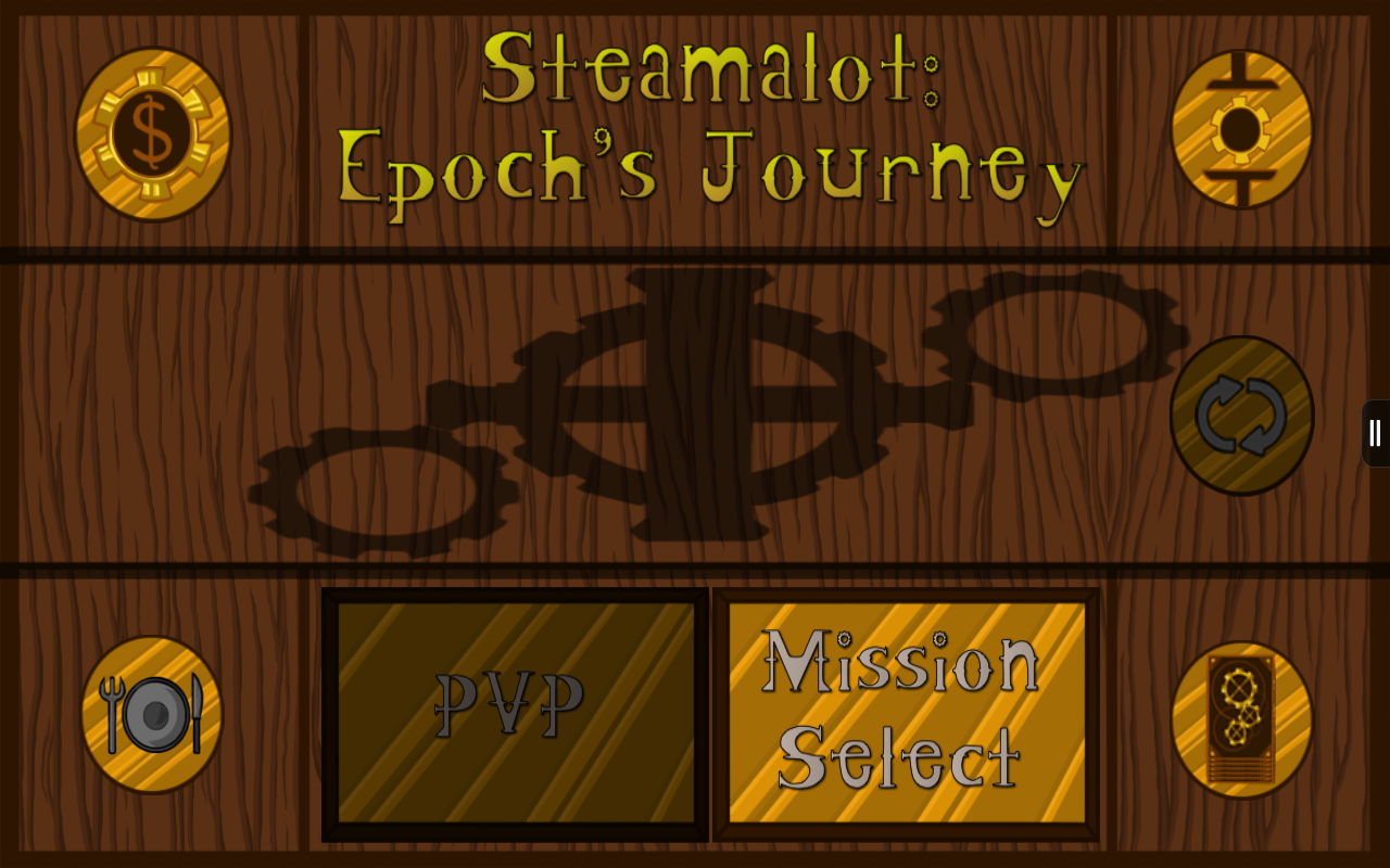 Steamalot: Epoch's Journey- screenshot