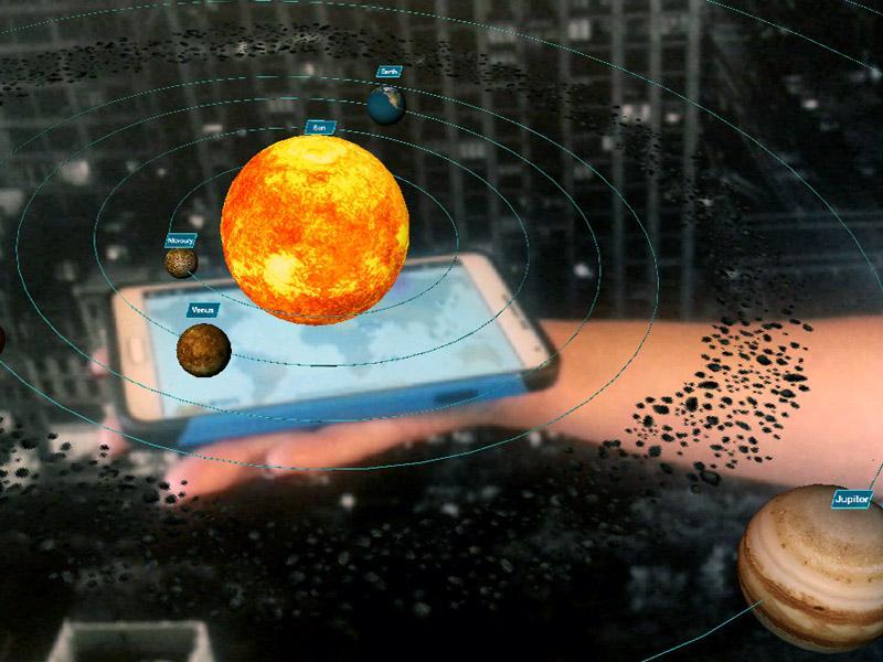 virtual solar system - photo #19