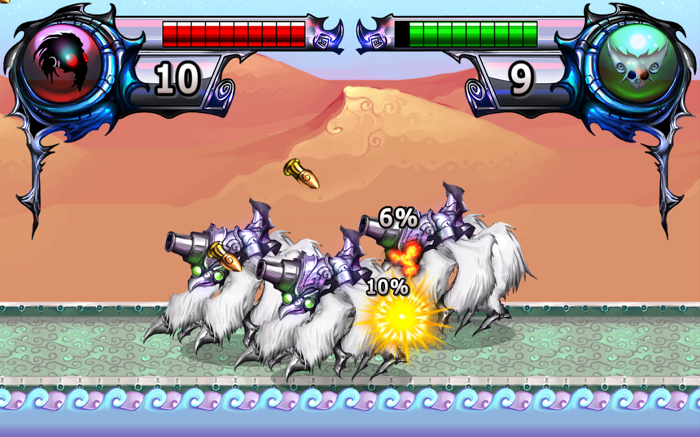 Mecho Wars - screenshot