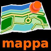 Bali Offline mappa Map