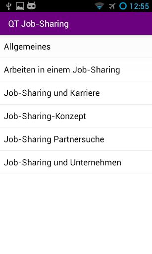 QT Job-Sharing
