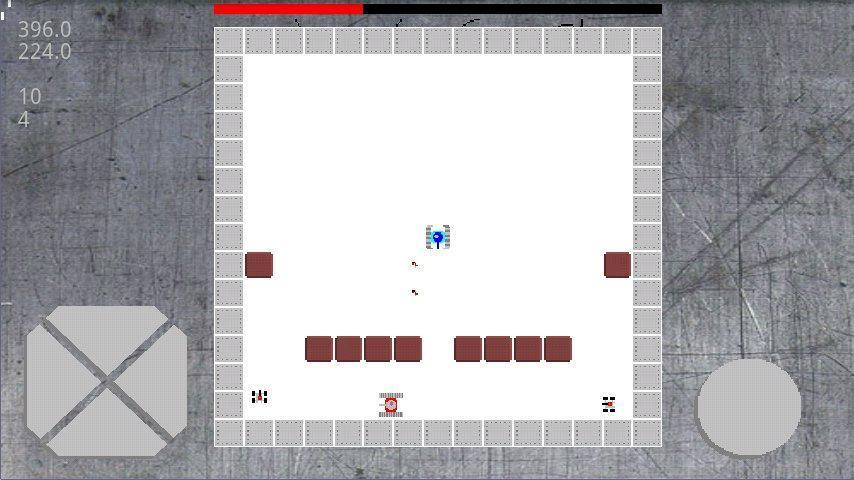 Most Addictive Tank Maze Game- screenshot