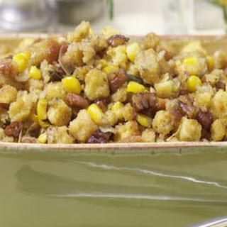Southern Pecan Cornbread Stuffing