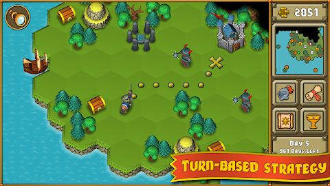 Heroes : A Grail Quest Screenshot 11