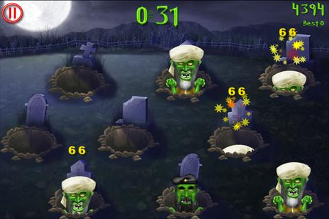 ZomBinLaden Beat Zombies  Free - screenshot