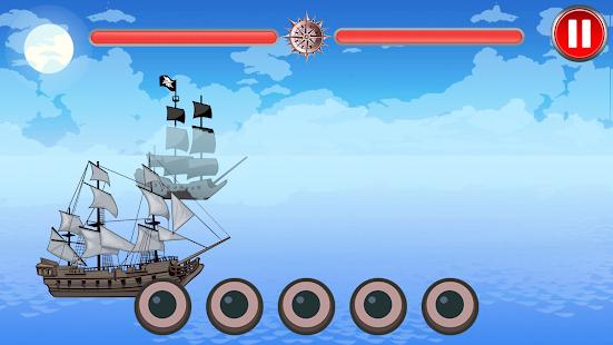 海盗海里战