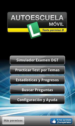 【免費教育App】Tests de Conducir DGT (Coche)-APP點子