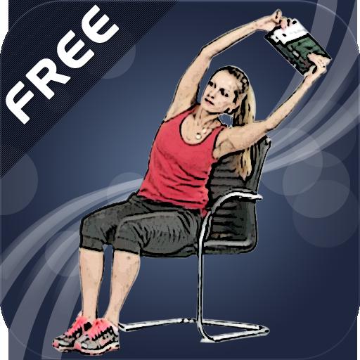 美女辦公室鍛煉FREE 健康 App LOGO-硬是要APP