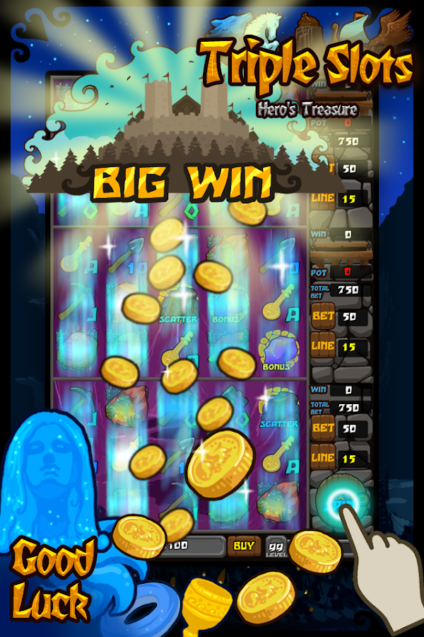 Triple Slots- screenshot