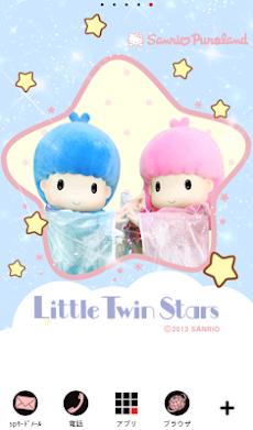 Little Twin Starsサンリオライブ壁紙のおすすめ画像3