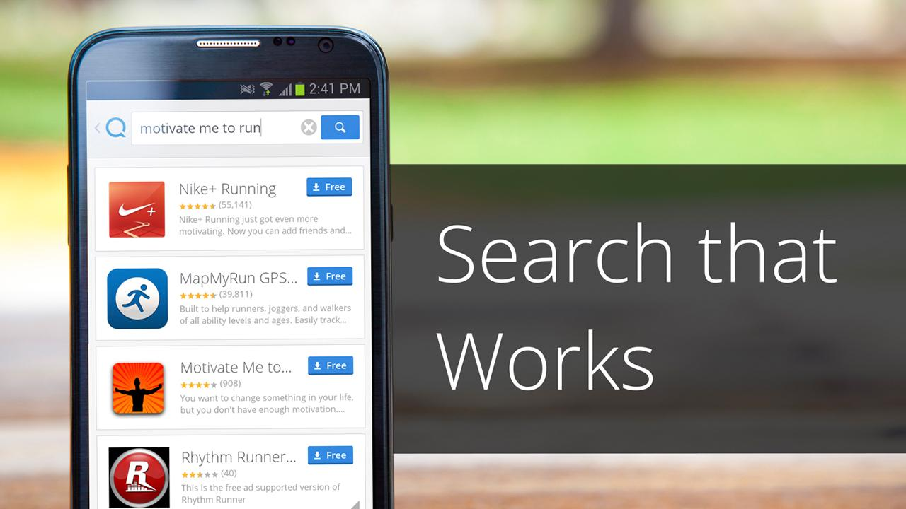 Quixey: App Search & Discovery - screenshot