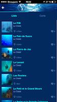 Screenshot of Plongée passion