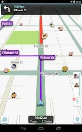 Waze - GPS, Maps & Traffic Screenshot 14