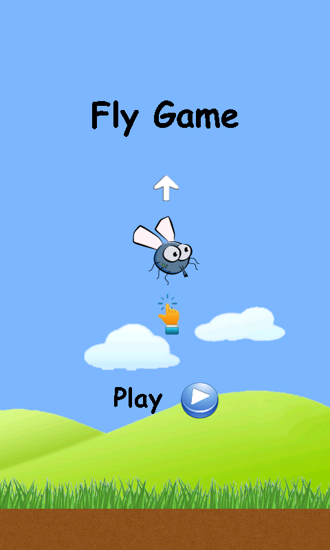 Fly Game- screenshot