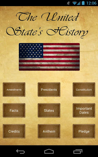 MyUSA - The US History Lite