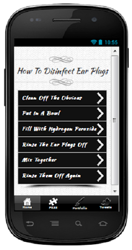 How To Disinfect Ear Plugs