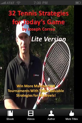 32 Tennis Strategies LITE