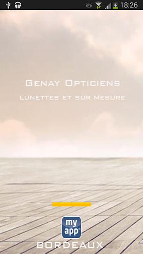 GENAY OPTICIENS