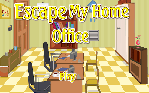 Escape My Home Office