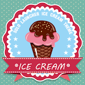 Ice Cream Solo Launcher Theme