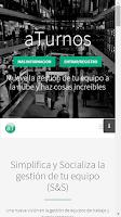 Screenshot of aTurnos