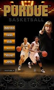 Purdue Women's Basketball - screenshot thumbnail