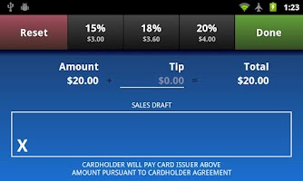 Screenshot of PayFox
