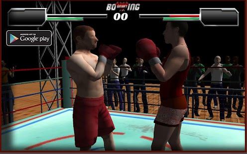 spprts smart boxing game