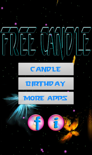 Mobile Candle Free