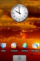 Screenshot of Sunny Wallpapers