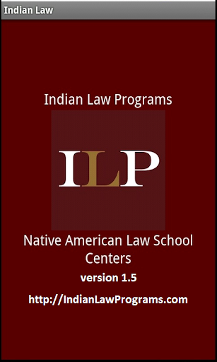 Indian Law Programs for Phones