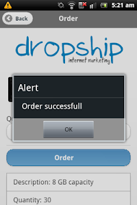 Dropship Internet Marketing screenshot 4