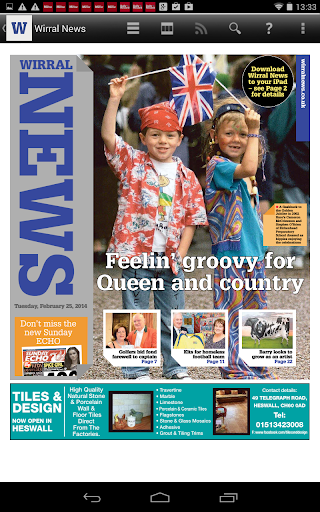 Wirral News E-Edition