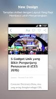 Screenshot of SCOOP News: Berita Indonesia