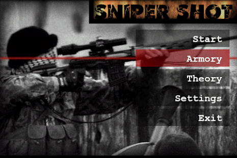 Sniper shot!- screenshot thumbnail