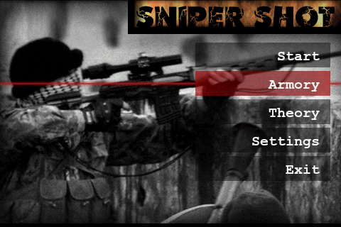 Sniper shot!- screenshot