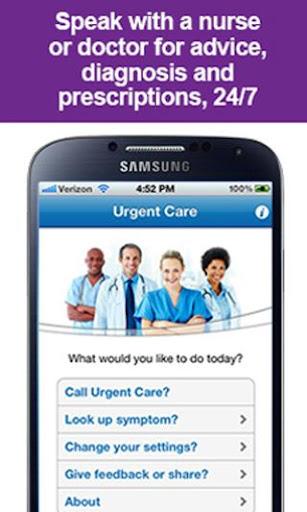 Urgent Care –24 7 Medical Help