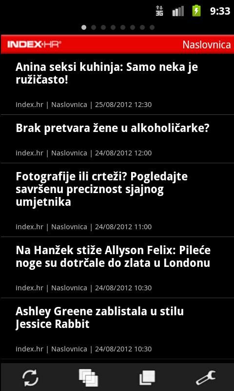 Balkan Novosti - screenshot