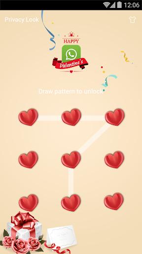 玩工具App|应用锁主题 - 情人心跳免費|APP試玩