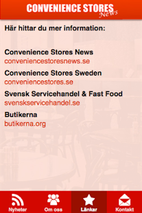 Convenience Stores News- screenshot thumbnail