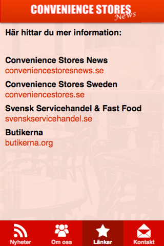 Convenience Stores News- screenshot