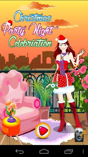 Christmas Celebration dress