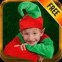 Elf Cam Phone - Christmas App mobile app icon