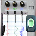 Lie Detector Simulated icon